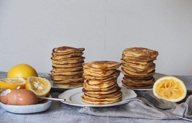 lemon_and_brown_sugar_pancakes