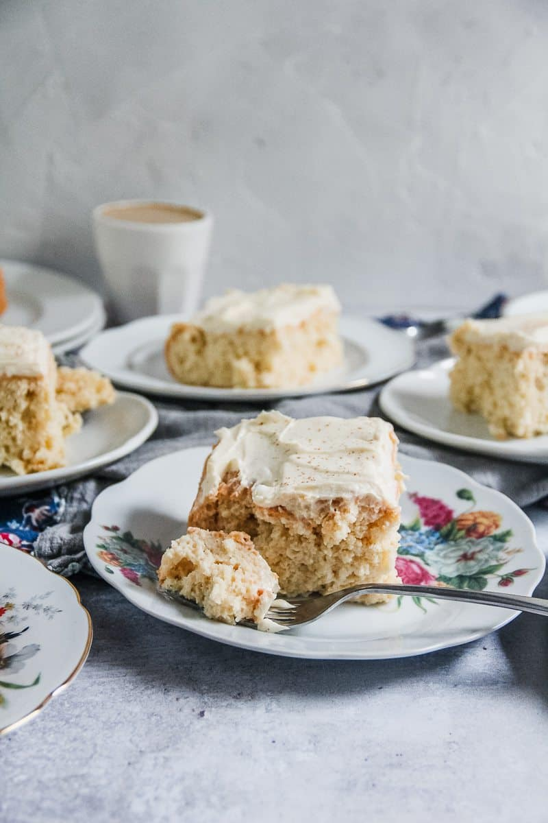 Tres Leches Cake - Mexican Three Milk Cake
